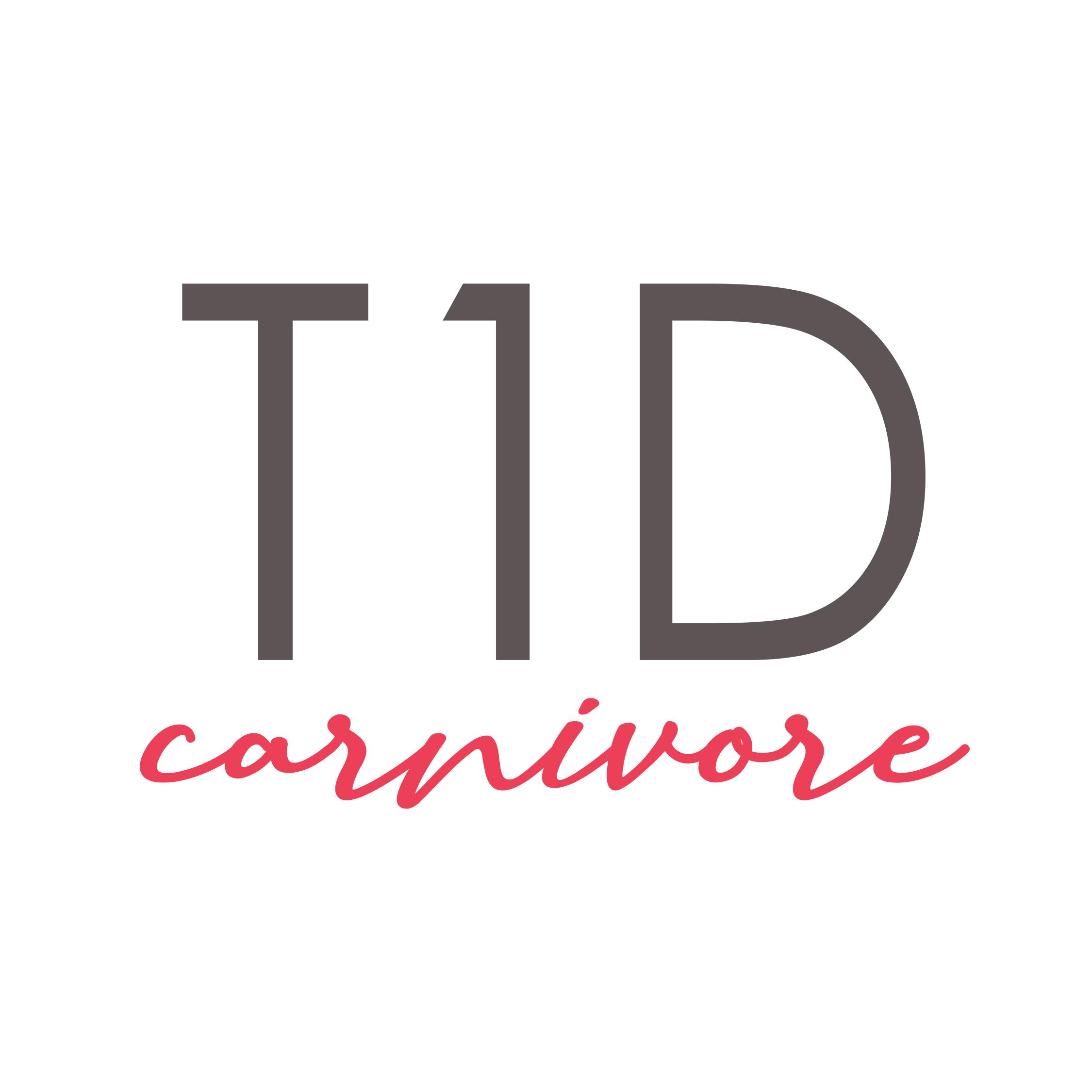 T1Dcarnivore